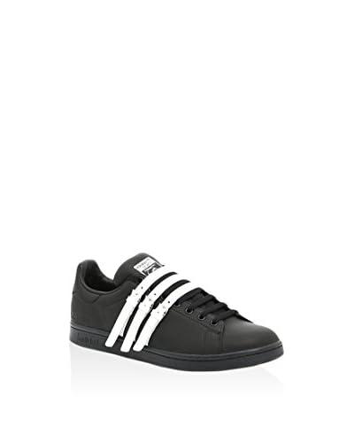 adidas X RAF SIMONS Sneaker Ballerine Vit Plume St.Eyes