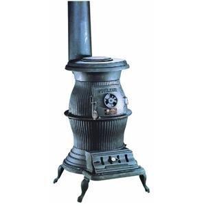 Pot Belly Stove : CAST IRON POT BELLY STOVE  CAST IRON POT BELLY STOVE
