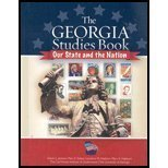 Georgia Studies Book: Our State And the Nation.