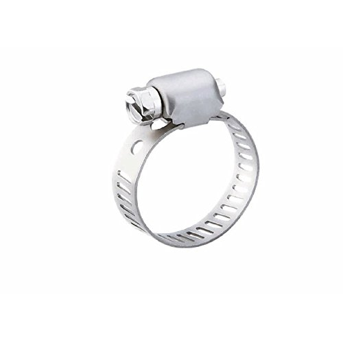 Breeze 6504 Pack of 10 Miniature Hose Clamps (Thin Hose Clamps compare prices)