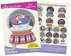 Anita Goodesign Embroidery Machine Designs Snow Globe