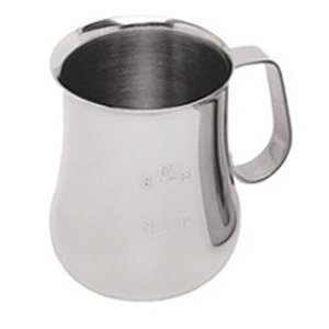 Update 40 oz Frothing Pitcher w/Measuring Scale from Update International
