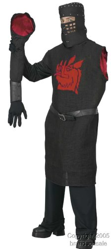 monty python black knight adult costume