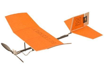 Micro Flight Butterfly Livingroom Flyer Ready-To-Fly Set