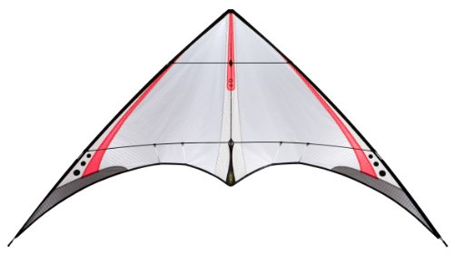 Prism 4D Ultralight Stunt Kite, Red