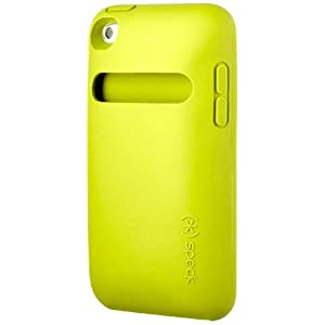 Speck Products KangaSkin Case for iPod Touch (Lemongrass)