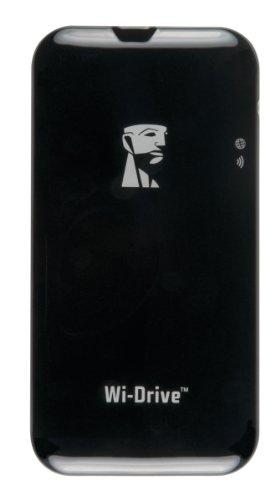 Kingston Wi-Drive 32 GB USB 2.0 Pocket-sized Portable Storage WID/32GBZ