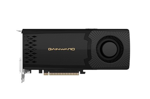 GAINWARD社製 NVIDIA GeForce GTX670搭載 ビデオカード GW GTX670 2048MBD5