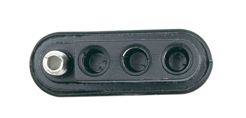 Hopkins 48025 4 Wire Flat Vehicle End Connector with Splice Connectors (2005 Ford Escape Trailer Wiring compare prices)