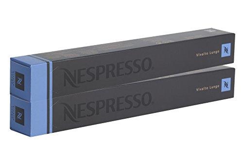 Nespresso OriginalLine: Vivalto Lungo, 20 Count (Nespresso Cups Lungo compare prices)