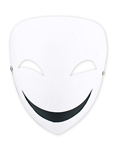 [Century Star Creepy Scary Ugly Halloween Costume Party Funny Head Mask Hiruko One Size] (Homemade Scary Clown Halloween Costumes)