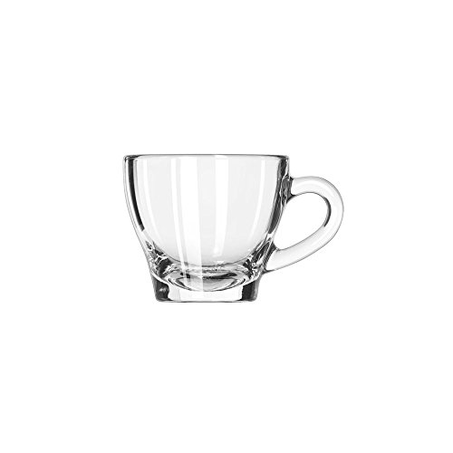 Glass Espresso Cups front-642303