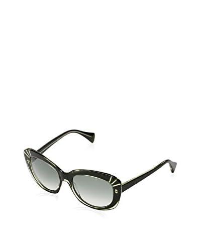 Alexander McQueen Gafas de Sol AMQ 4214/S Woman Verde