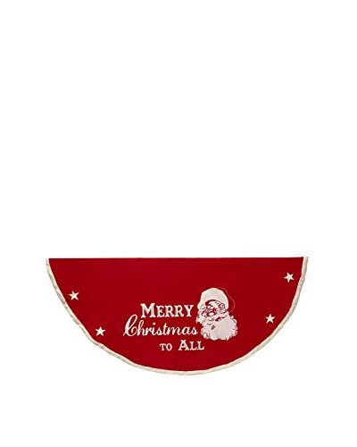 Kurt Adler 52 Santa Tree Skirt
