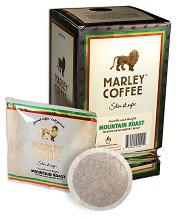 Marley Coffee Simmer Down DECAF Coffee Pods-2 Pack-30 Coffee Pods Total
