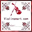 ViolinSmart 4/4 Violin Strings Set
