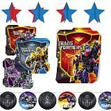 Designware Transformers Party-Time Decoration Kit by American Greetings Co.