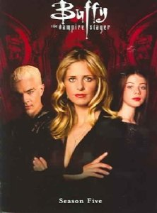 Buffy the Vampire Slayer - The Complete Fifth Season (Slim Set) by WB Television Network, The