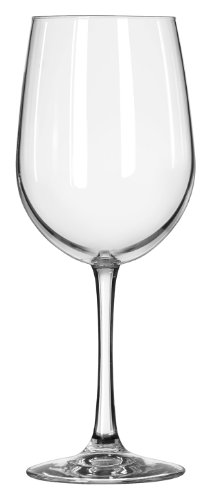 Libbey Vina 18-1/2-Ounce White Wine Glass, Set