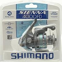 Shimano Sienna 4000 Front Drag Spinning Clam 