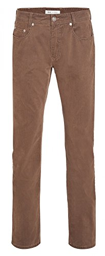 MAC Herren Jeans Hose Arne Leather Touch Gabardine 0781L050100 253, Größe:W40/L30;Color MAC Herren:candy pink