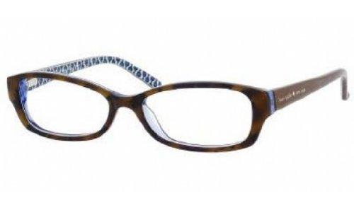 Royal Blue Glasses Frames : Kate Spade Sheba Eyeglasses-0JZM Tortoise Royal Blue-51mm ...
