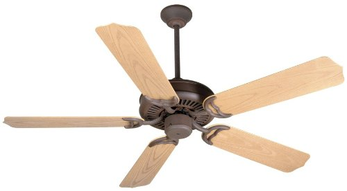 Craftmade K10737 Porch Fan Indoor Ceiling Fan with Five 52