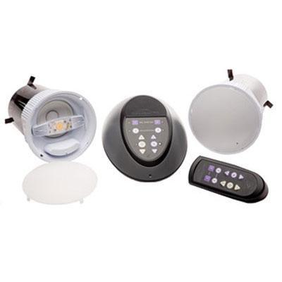 Multiroom Lightspeaker System