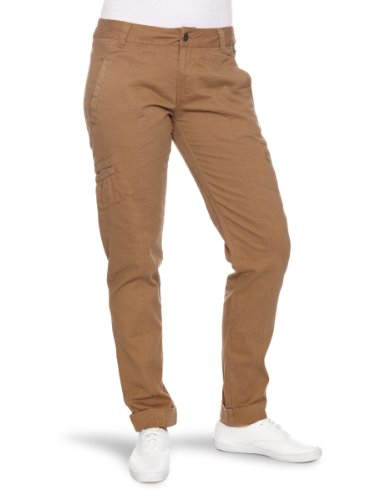 Bench Elma Women's Trousers Tobacco W26 INxL32 IN