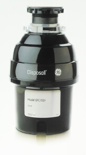 For Sale OVERSEAS USE ONLY GE GFC701V Disposal Food Waste Disposer with /m. Food Processor / (ACUPWR (TM) Plug - Lifetime Warranty) 220Volt Will Not Work In the USA