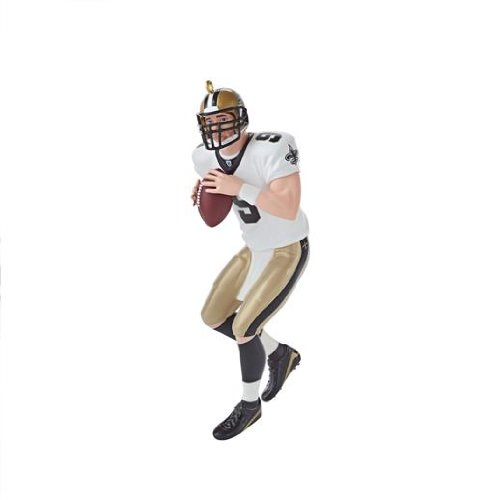 Drew Brees 19 - New Orleans Saints 2013 Hallmark Ornament at Amazon.com