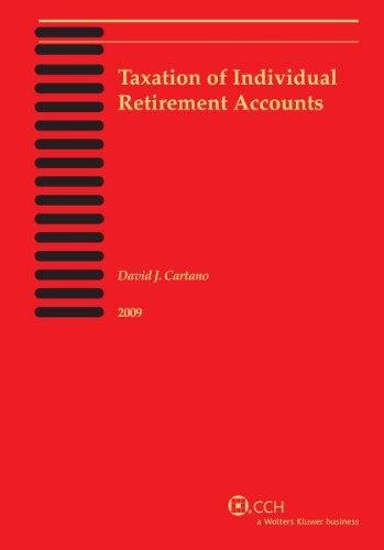 Taxation of Individual Retirement Accounts, 2009