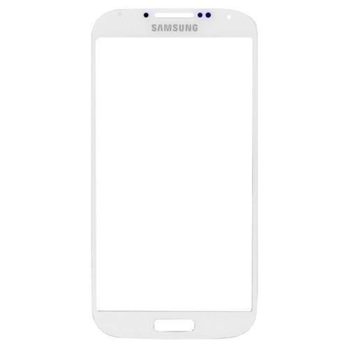 Generic Original Samsung Galaxy S4 White Frost Front Glass Replacement - D&R Electronix