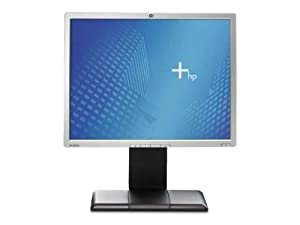 HP LP2065 Monitor, 20 Inch LCD, Silver Bezel, Analog - Digital Interface