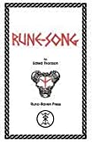 Rune-Song Book (1885972016) by Thorsson, Edred