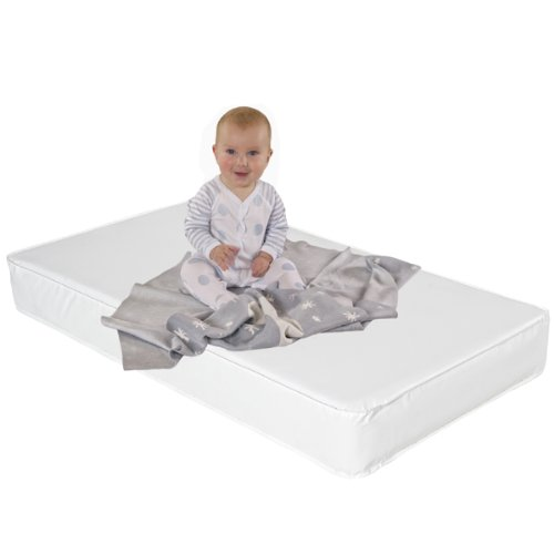 Right Start Deluxe Double Comfort Crib Mattress By Colgate front-637266