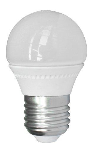 G16 LED Globe Light Bulb 250 Lumen 3W (25W) E26 Base