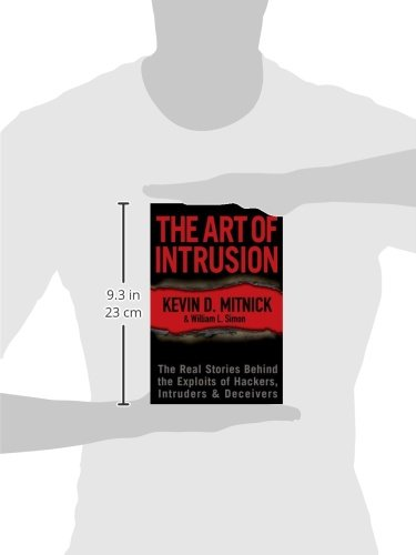 The Art Of Intrusion The Real Stories Behind The Exploits