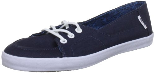 Vans Women's W Palisades Vulc Navy Trainers Vkbbnvy Navy 3.5 UK