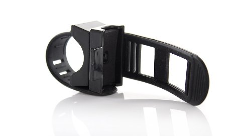 Universal Bicycle Swivel Mount For Flashlights And Lasers - (Premium Quality)