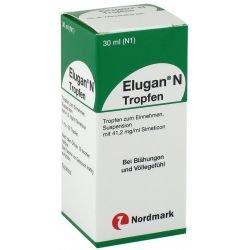ELUGAN N Tropfen 30 ml Tropfen zum Einnehmen