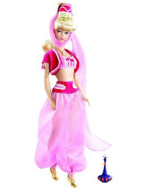 Barbie Collector I Dream Of Jeannie Doll