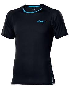 ASICS FUJI LIGHT Manche Courtes Course à Pied T-Shirt - S