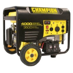 ISN Tool 3500/4000 Watt Remote Start Portable Gas Generator