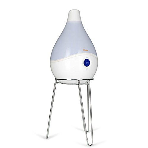 Crane smartDROP Ultrasonic Cool Mist Humidifier White