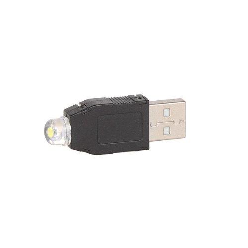 Generic Mini Usb Led 0.5W Light Lamp Warm White Camping Reading
