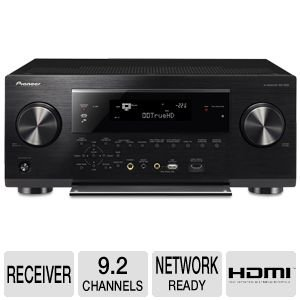 Pioneer SC-1522-K 9.2 Channel Network Ready AV Receiver