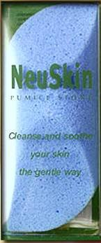 NEUSKIN PUMICE STONE - CLEANSE AND SOOTH SKIN GENTLY FOR FEET - 1