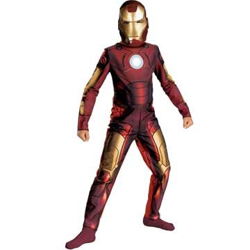 Iron Man Quality Kids Costume