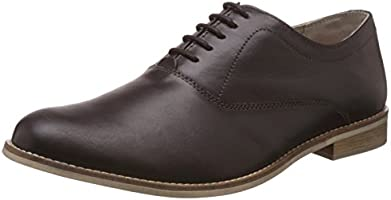 United Colors Of Benetton Men's Leather Formal Shoes - 8 UK/India (42 EU)